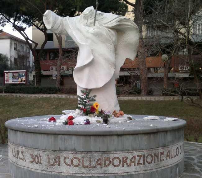 statua givpa riccione