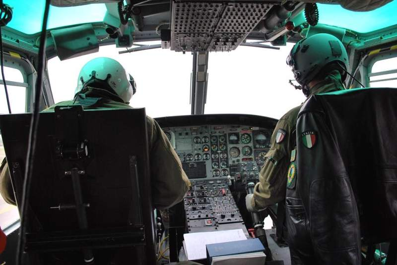 Elicottero Quanta Acqua Porta : Emergenza meteo rimini alla fine