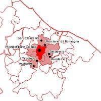 mappa unione valconca