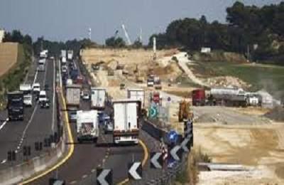 autostrada lavori ok