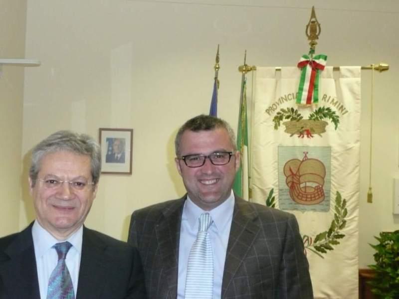 Vittorio Saladino e Stefano Vitali