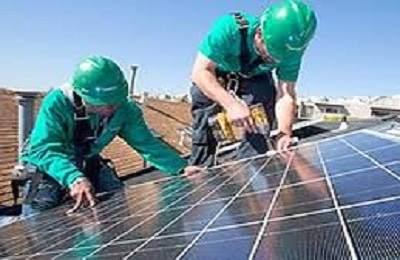 pannelli fotovoltaici montaggio ok