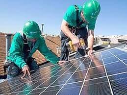 pannelli fotovoltaici montaggio