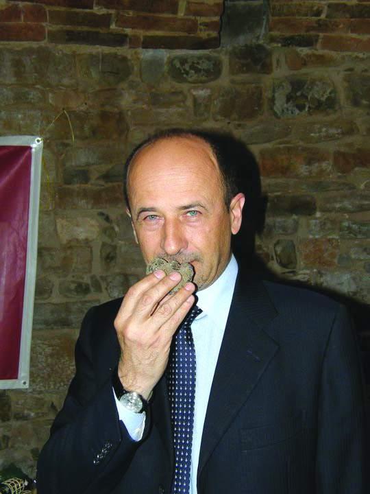 Amerigo Varotti, direttore Confcommercio provincia di Pesaro