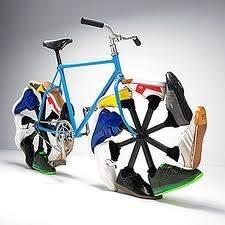 bici colorata