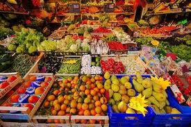 mercatino frutta
