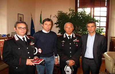 rimini generale carabinieri