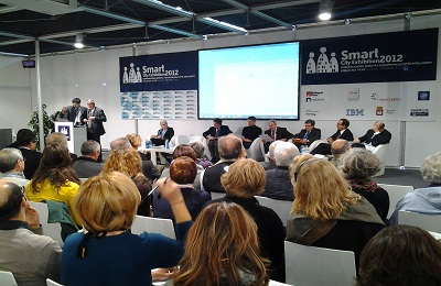 Smart City Ehibition 2012 foto www.lapiazzarimini.it