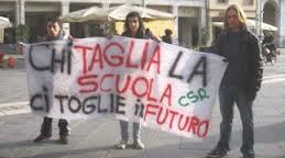 scuola sciopero