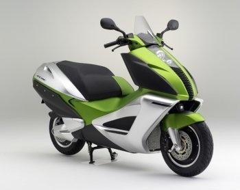 scooter prototipo 1