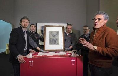Biennale del disegno a Rimini - 2014