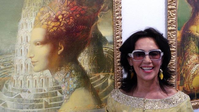 russiartEva Dulikova Frisoni