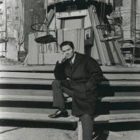 sifest2014_1956 - John Phillips, Pier Paolo Pasolini, Roma