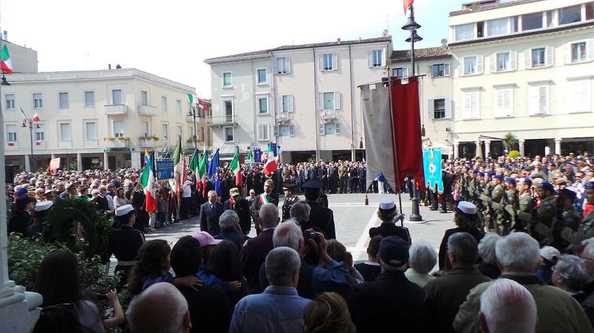 25 aprile 70 anniversario Liberazione rimini