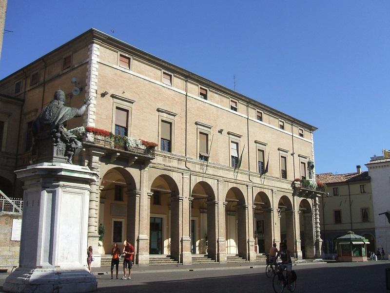 Palazzo_Garampi,_RImini_Italy