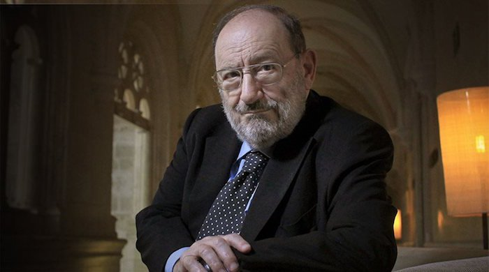 Umberto-Eco-Marcello-Di-Bella