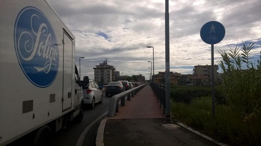 Ponte via XXIII Settembre Rimini