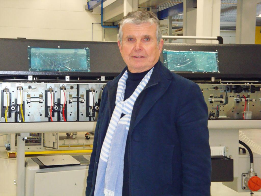 Bruno Bargellini, il fondatore