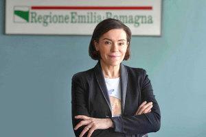 Elisabetta Gualmini, vicepresidente della Regione Emilia Romagna