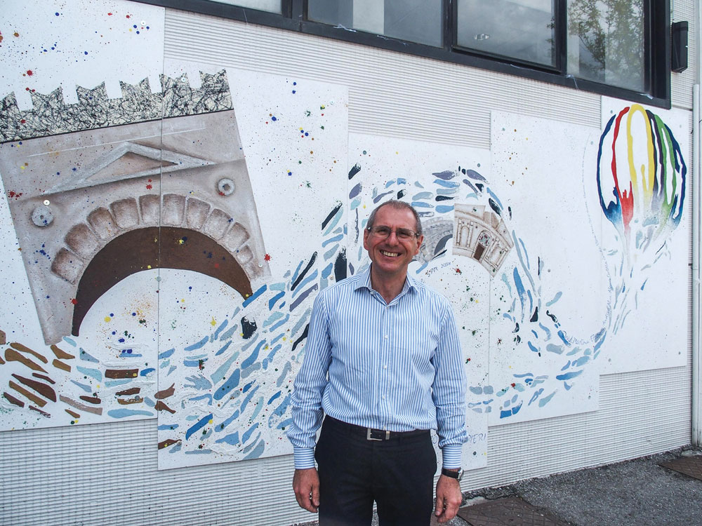 Fabrizio Moretti, presidente della Camera di Commercio Rimini-Forlì-Cesena