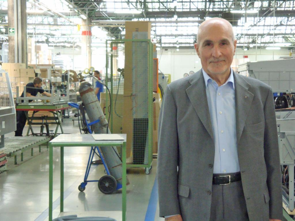 Gianfranco Tonti, presidente Ifi Industrie