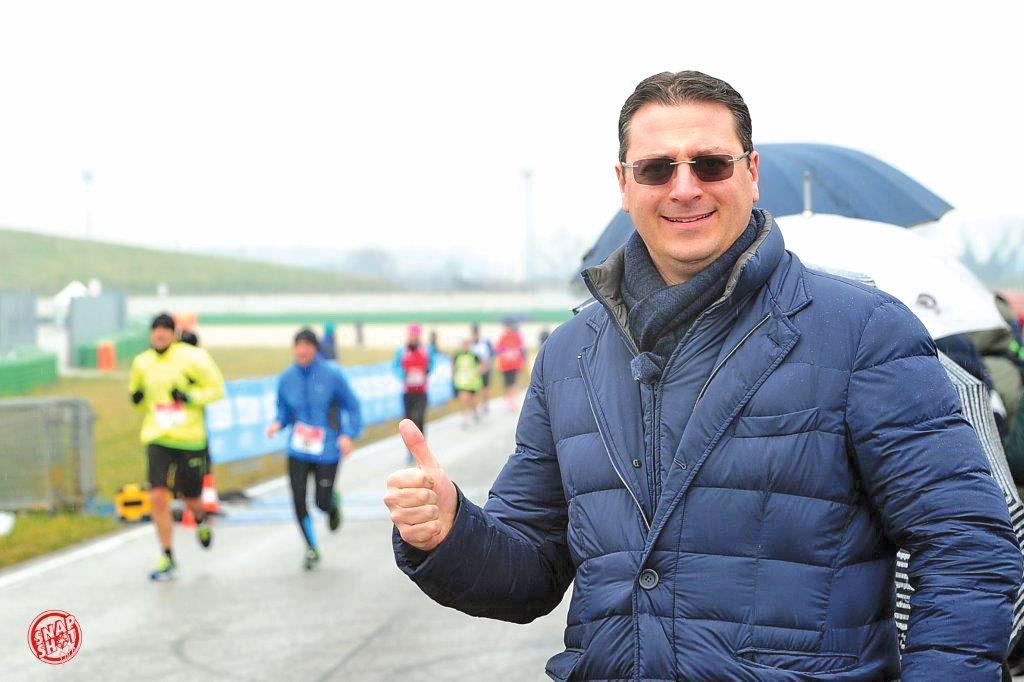 Luca Colaiacovo, presidente Santamonica spa