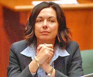 L'assessore regionale Paola Gazzolo