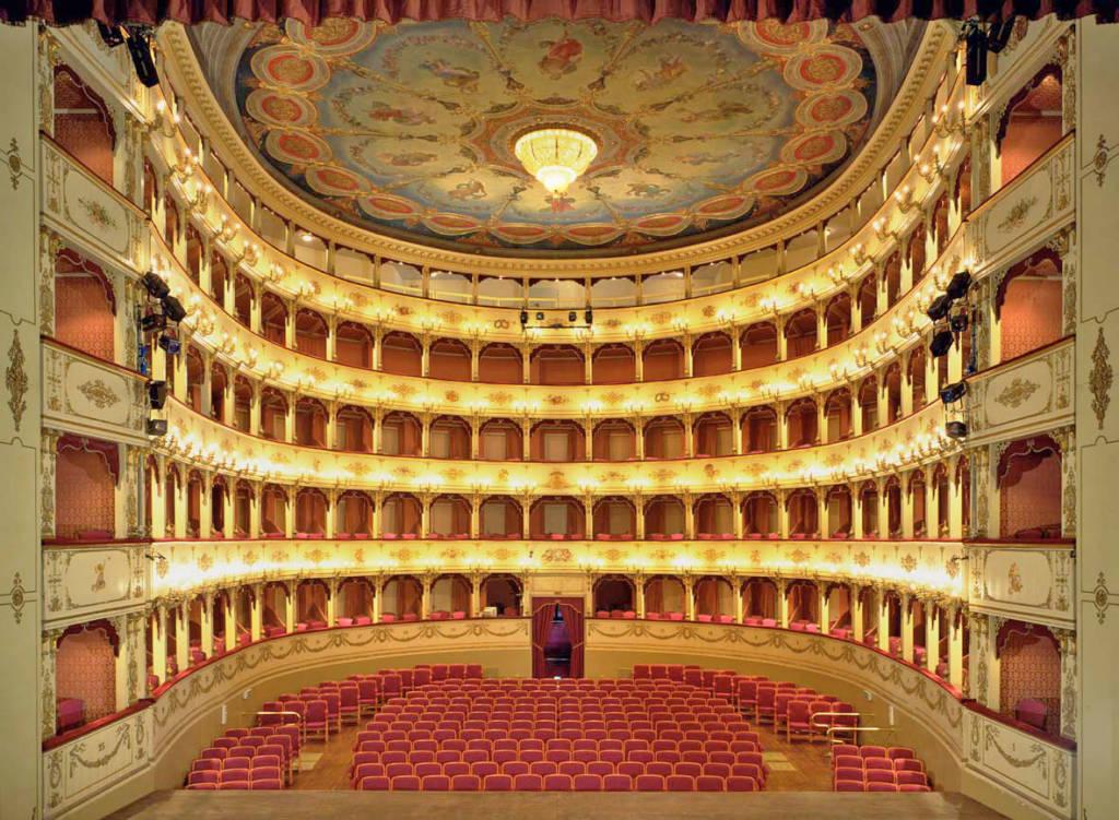 Pesaro. Teatro Rossini