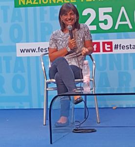 Debora Serracchiani, Pd, presidente della Regione Friuli Venezia Giulia