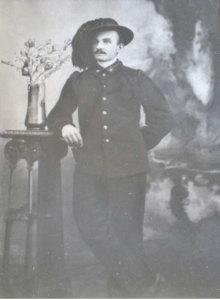 Silvio Di Giovanni (1892 - 1915), morto nella Grande guerra