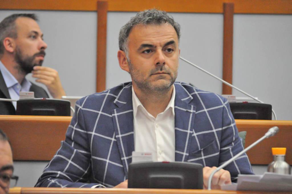 Giorgio Pruccoli, Pd, consigliere regionale