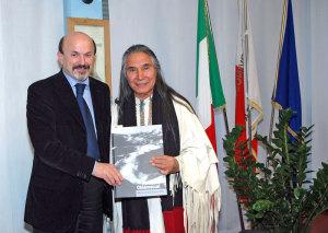 Il senatore Palmiro Ucchielli