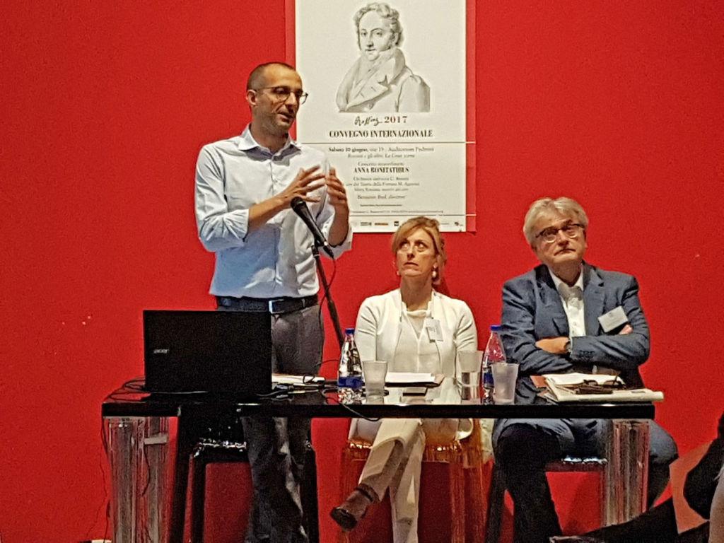 Il sindaco di Pesaro Matteo Ricci anticipa il programma rossiniano