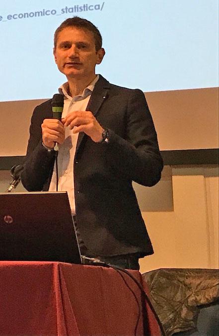 Giorgio Ciotti (centrodestra), neo sindaco di Morciano