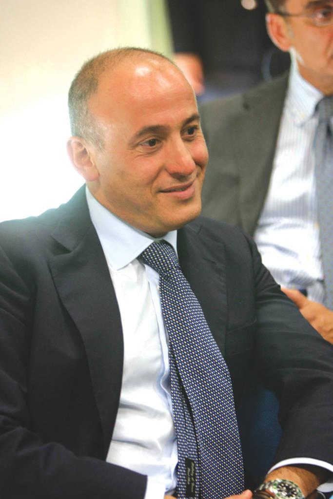 Paolo Maggioli, presidente Confindustria Romagna