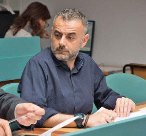 Giorgio Pruccoli, consigliere regionale Pd