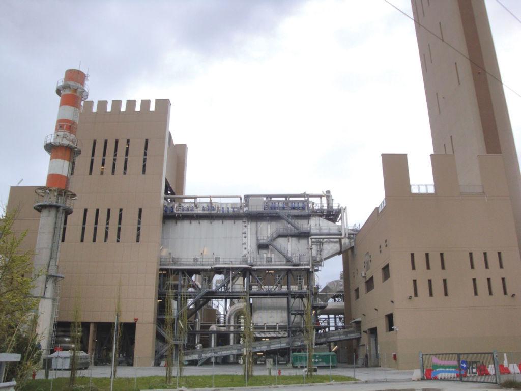 Raibano Rimini), inceneritore
