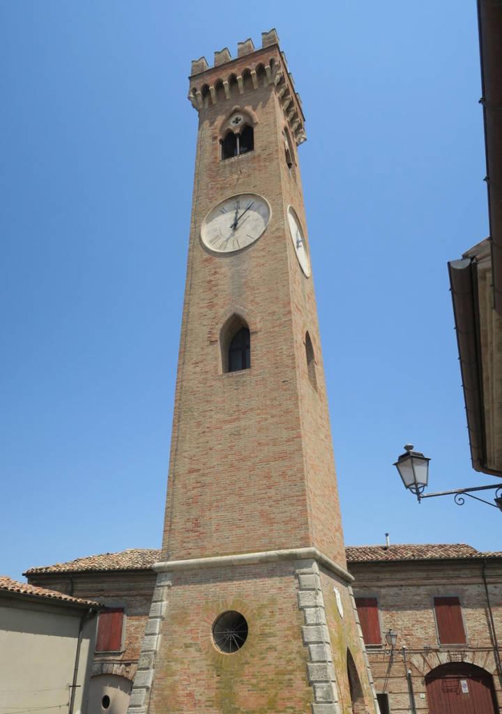 Santarcangelo, il Campanone