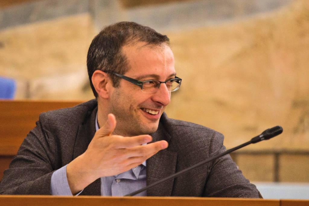 Matteo Ricci, sindaco di Pesaro
