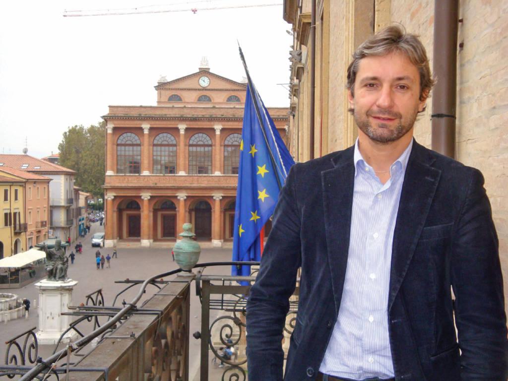 Andrea Gnassi, sindaco di Rimini