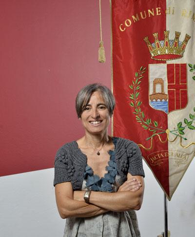 Anna Montini, assessore all'Ambiente del Comune di Rimini
