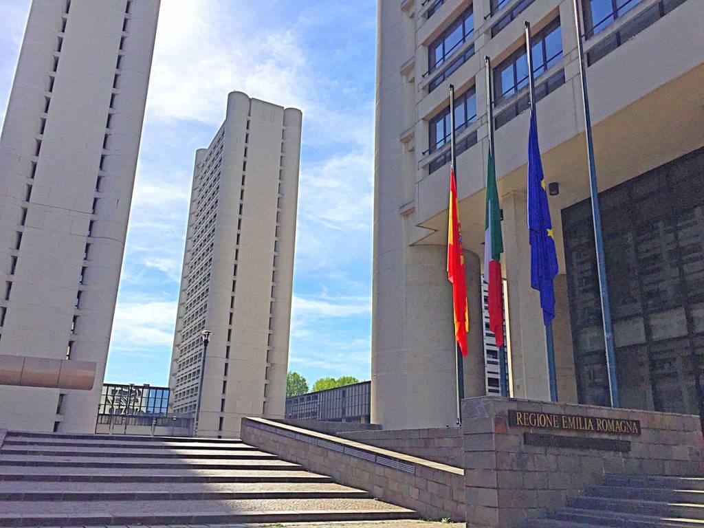 Bologna. La sede della Regione