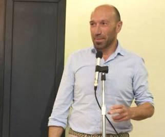 Alberto Arcangeli, neo segretario del Pd di Riccione